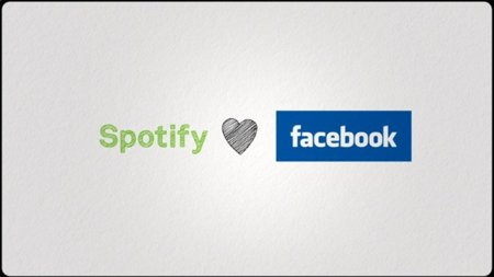 La alianza entre Spotify y Facebook hace despegar al servicio de música