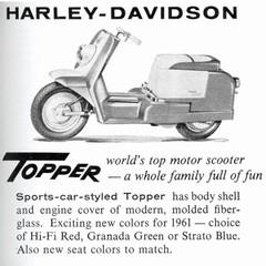Foto 3 de 13 de la galería harley-davidson-topper-scooter en Motorpasion Moto