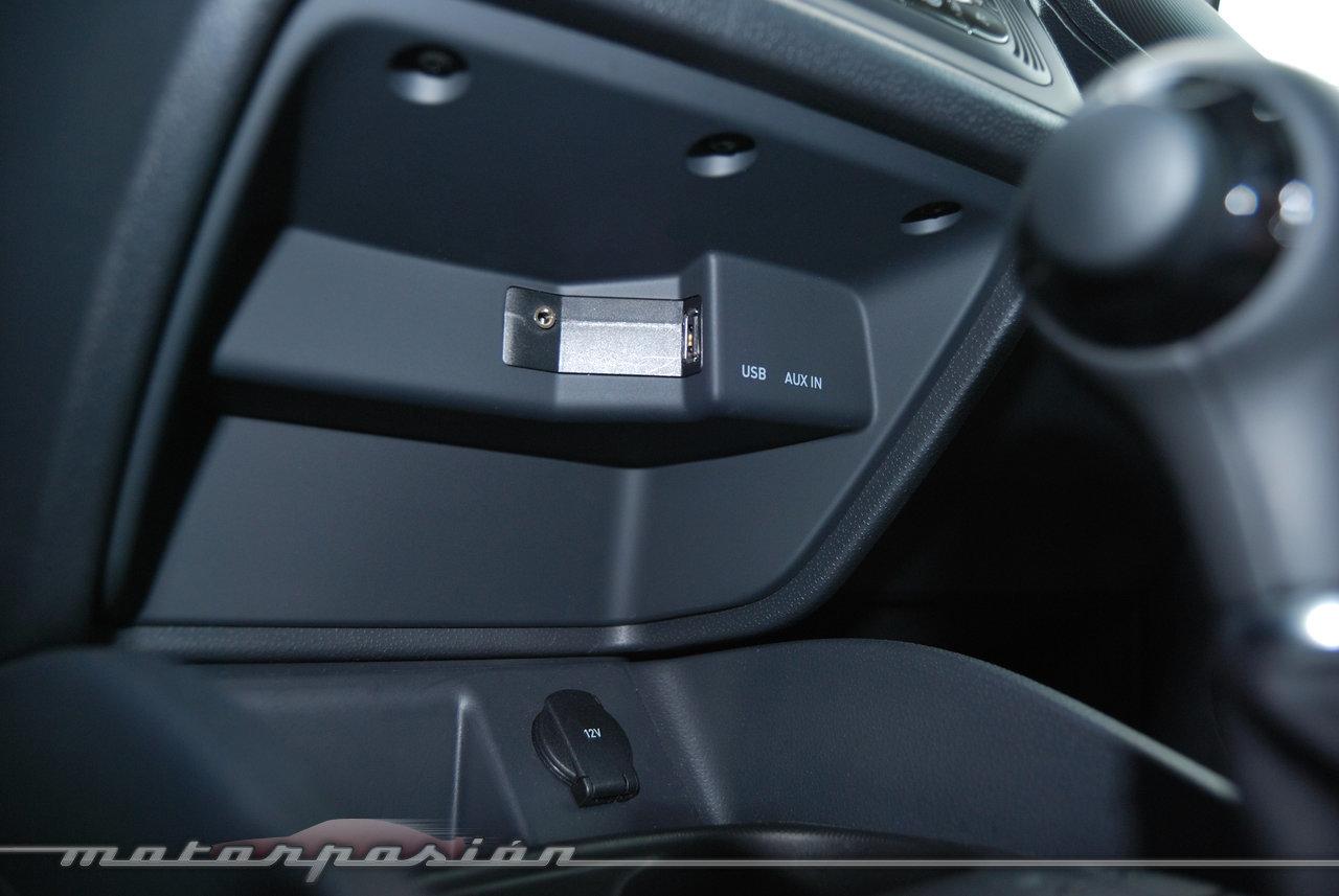 Foto de SEAT Ibiza 1.2 TSI FR (prueba) (33/33)