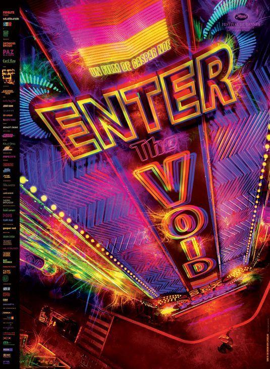 Foto de 'Enter the Void', carteles de lo nuevo de Gaspar Noé (2/3)