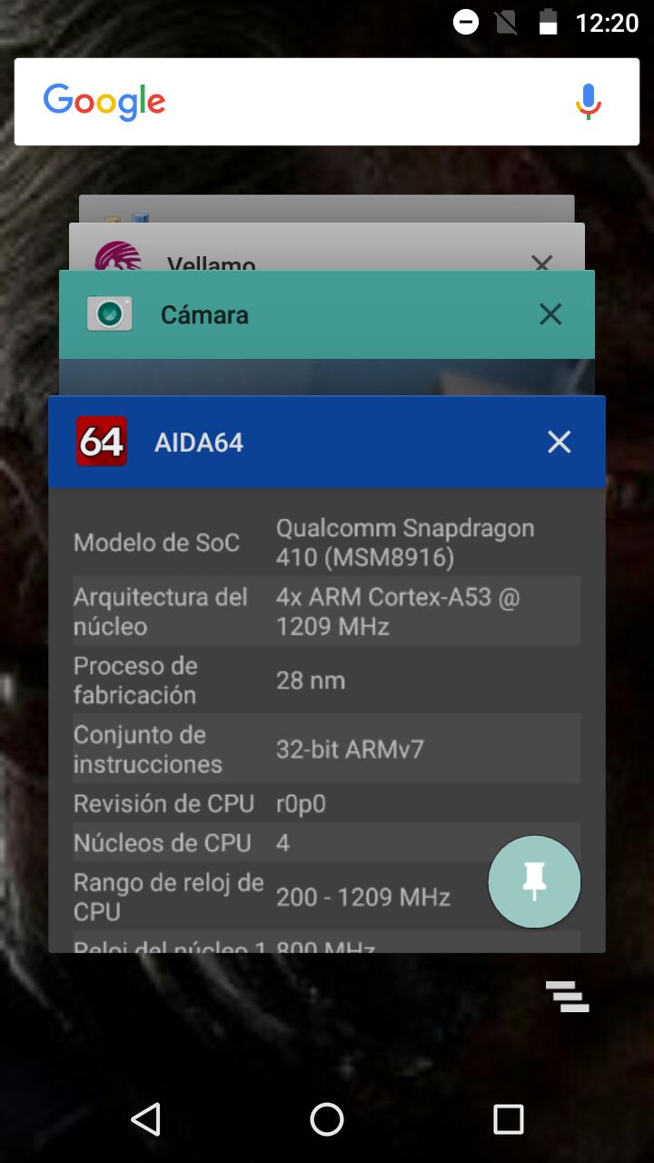 Foto de Software Moto G4 Play (2/7)