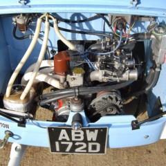 Foto 6 de 10 de la galería fiat-abarth-1000-tc-corsa-1966-1 en Motorpasión