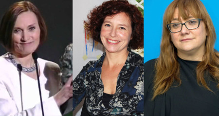 Goya 2016 | Tres directoras con Goya