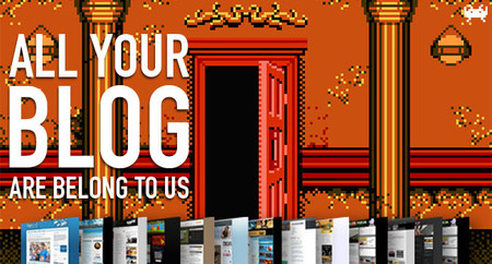 Boom goes the dynamite y la raíz del horror. All Your Blog Are Belong To Us (CCXXIX)