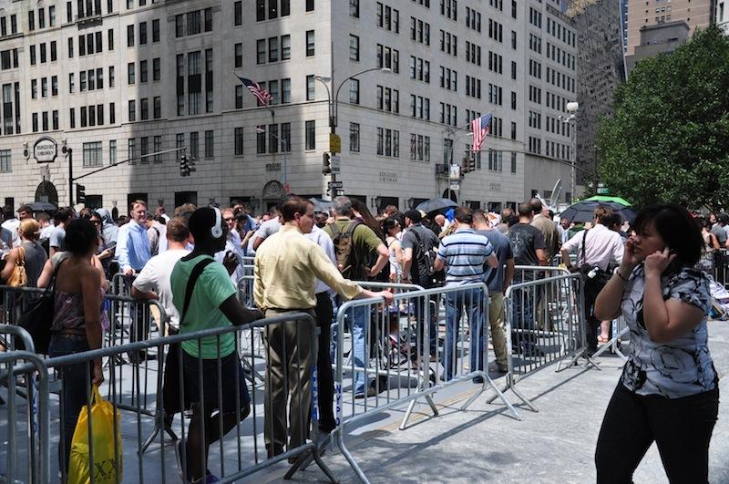 Foto de Lanzamiento iPhone 4 en Nueva York (38/45)