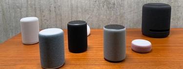 Nuevos Echo y Echo Dot ya a la venta en España: así queda la familia de altavoces inteligentes de Amazon