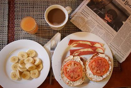 Los hábitos de desayuno de los españoles