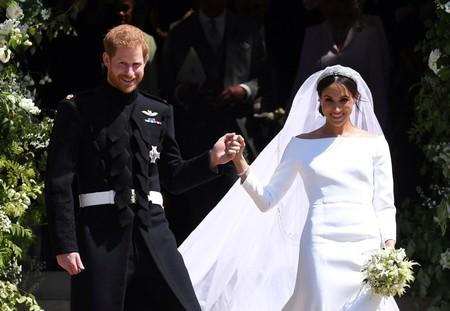 La popularidad de Givenchy y Stella McCartney en Instagram se dispara tras la boda del príncipe Harry y Meghan Markle