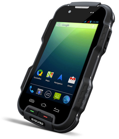 EVOLVEO StrongPhone Q4, un todoterreno Android