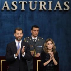 Foto 2 de 10 de la galería la-princesa-letizia-en-los-premios-principes-de-asturias en Trendencias