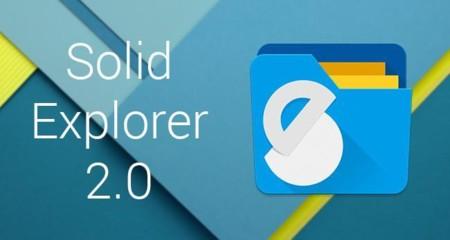 Solid Explorer 2