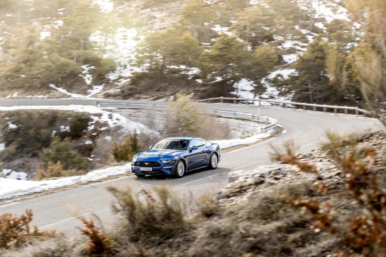 Foto de Ford Mustang 2018, toma de contacto (12/159)