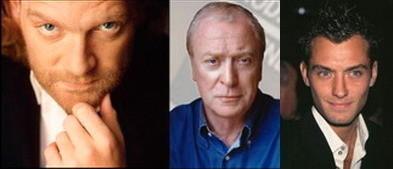 Kenneth Branagh dirige a Michael Caine y Jude Law en el remake de 'La Huella'