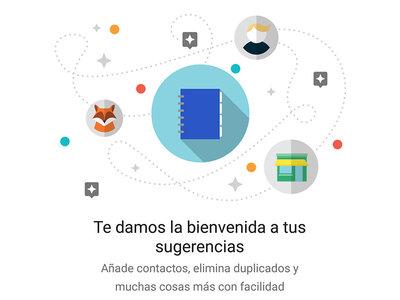 Cómo unir contactos duplicados con la nueva versión de Google Contacts