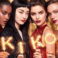 Kiko no pierde detalle en 'Sparkling Holidays', su preciosa y completísima colección de navidad