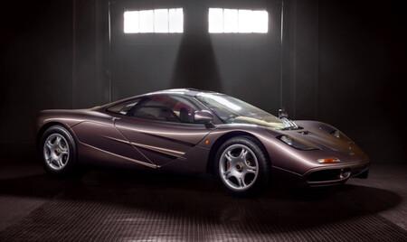 ¡De récord! El exclusivo McLaren F1 Creighton Brown se ha subastado por 20,5 millones dólares en Pebble Beach