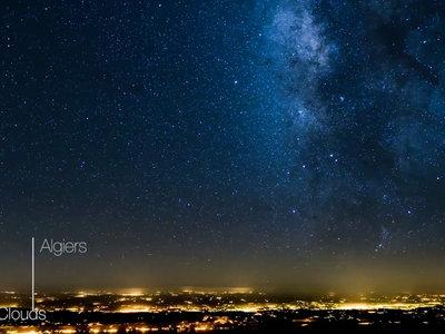 'Flightlapse. Meet the Milky Way': La Vía Láctea desde la cabina de un avión en movimiento