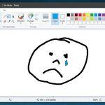 Paint ya aparece como aplicación independiente en la Tienda de Microsoft esperando un lanzamiento inminente