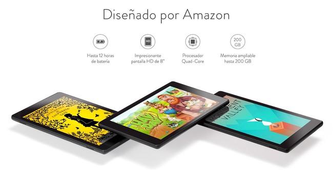 Amazon Fire 8
