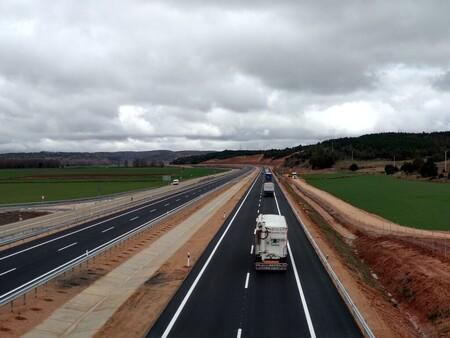 Vignette toll spain highway