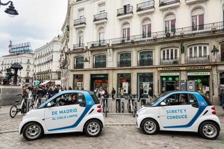 Cada vez hay menos conductores de coches en España
