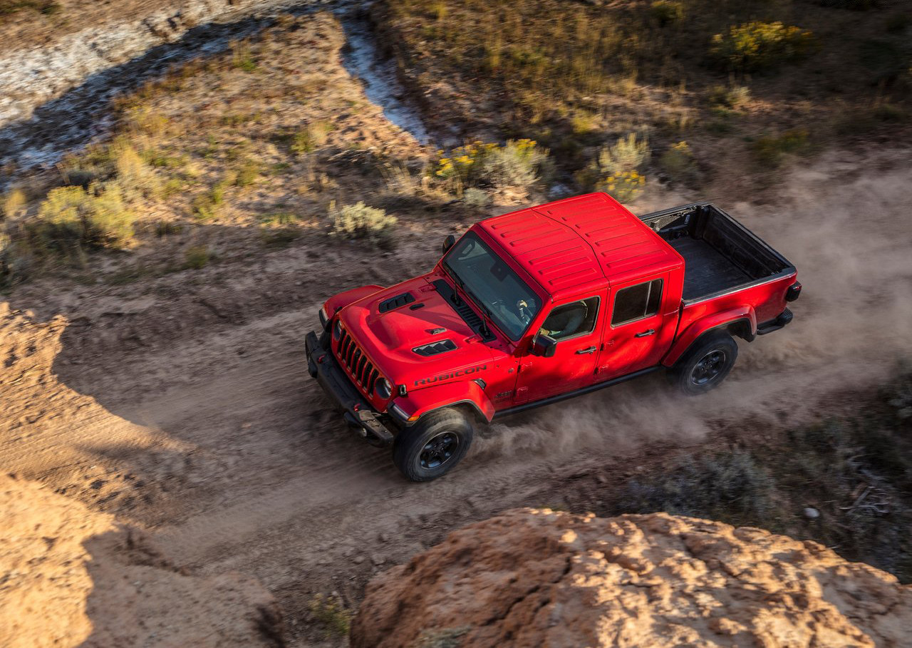 Foto de Jeep Gladiator 2020 (48/51)