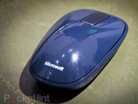 Microsoft Explorer Touch Mouse, primeras imágenes