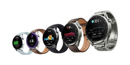 Huawei Watch 3 Llega A Mexico El Primer Reloj Con Harmonyos Llega A Territorio Nacional Precio Y Disponibilidad