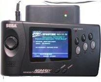Sega Nomad: especial consolas olvidadas