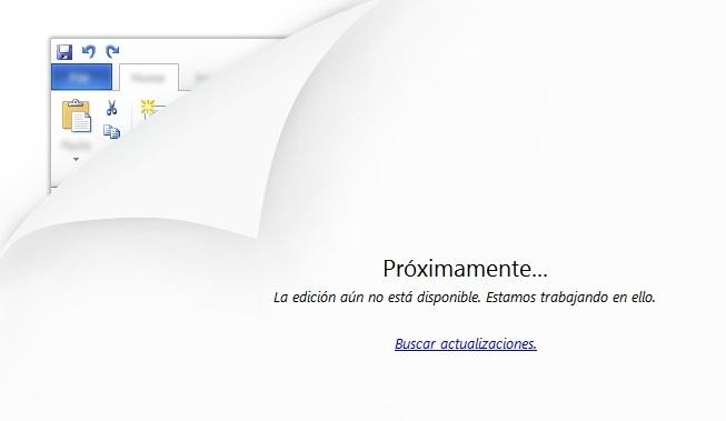 Foto de Office Web Apps Tech Preview (3/13)