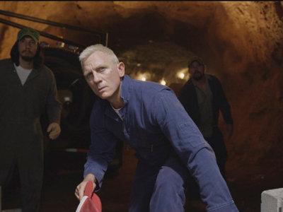 Daniel Craig y Adam Driver en la primera imagen de 'Logan Lucky' de Steven Soderbergh