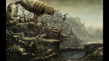 Machinarium 01