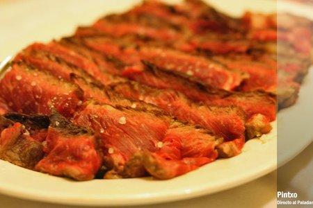 Carne de buey en Casa Jacinto