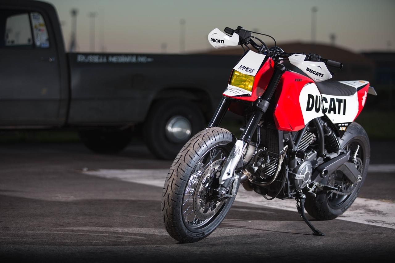 Foto de Ducati Scrambler - Russell Motorcycles (20/22)