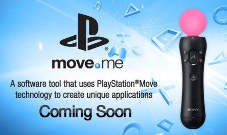Move.me, SDK oficial para PlayStation Move y PS3