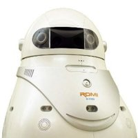[CES 2007] ROMI, otro robot limpiador