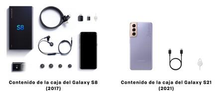 Samsung boxes