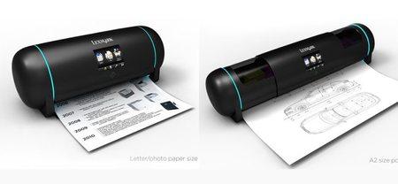 La impresora extensible, el sueño de todo arquitecto