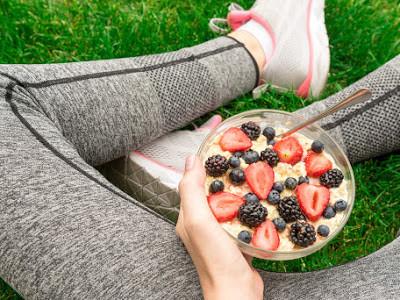Mantener un adecuado aporte de nutrientes para una buena salud muscular
