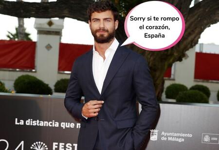 España llora la pérdida de un nuevo soltero de oro: Maxi Iglesias y la actriz Stephanie Cayo, ¡pillados!