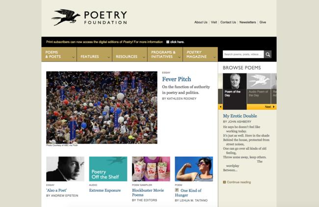 Poetryfundation