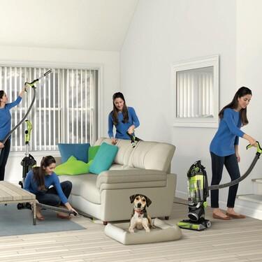 Cinco consejos para mantener una casa limpia y ordenada, disfrutando de la compañía de las mascotas