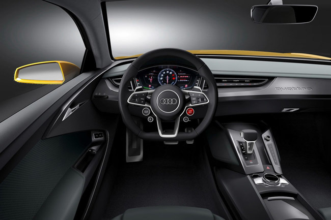 Foto de Audi Sport Quattro Concept (4/5)