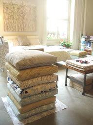 Como Hacer Los Cojines Del Sofa.Grandes Cojines Como Asiento Decoesfera Responde
