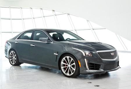 Cadillac Cts V 2016 1600 04