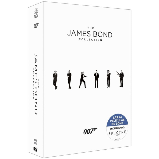 Pack James Bond