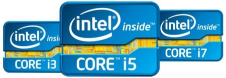 Nuevos Intel Core i3, i5 e i7, procesadores para portátil