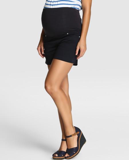 Shorts Premama Azules