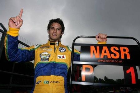 Nombres a seguir: Felipe Nasr