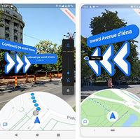 La realidad aumentada llegará a Google Maps en septiembre.... y hasta podrás consultar reservas y vuelos